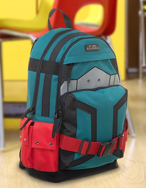 My Hero Academia School Bag