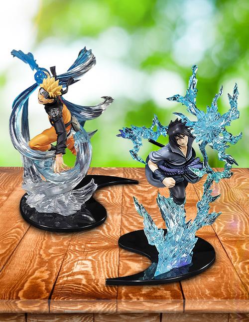 Naruto Statues