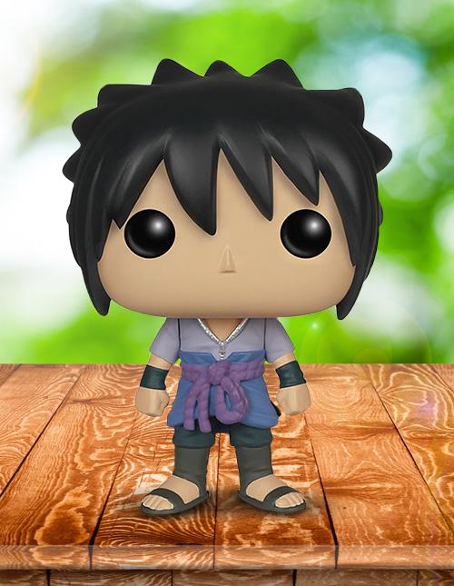 Funko Pop Naruto Shippuden Sasuke