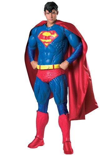 Ultimate Collectors Edition Superman Costume
