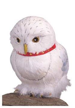 Magic Hedwig Owl