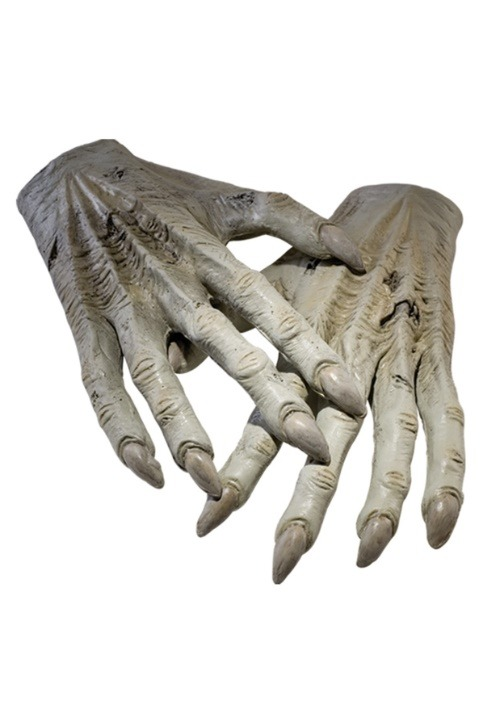 Scary Dementor Adult Hands