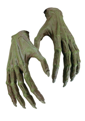 Scary Dementor Child Hands