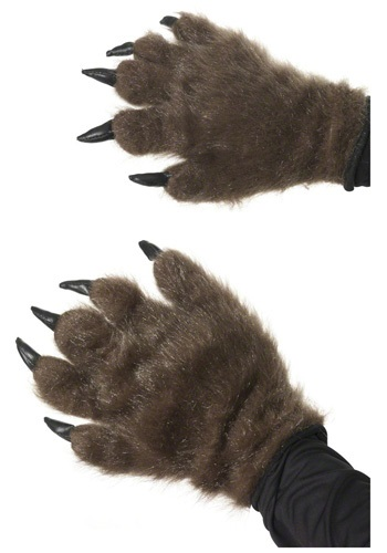 Werewolf Hairy Hands