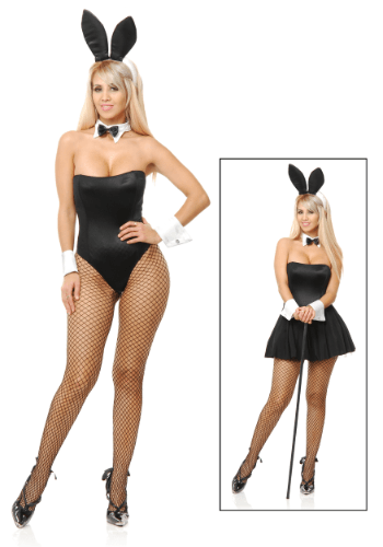 Sexy Playtime Bunny Womens Costume