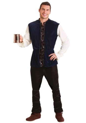 Medieval Tavern Man Plus Size Costume