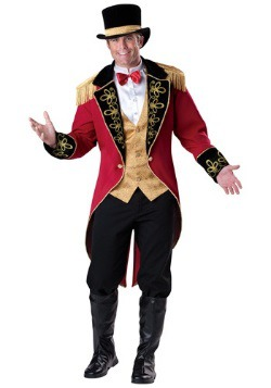 Elite Ringmaster Men's Costume