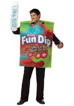 Willy Wonka Fun Dip Men's Costume