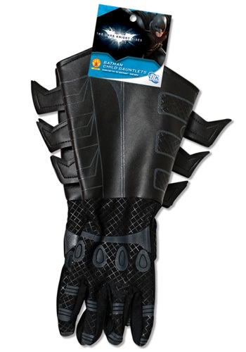 Kids Dark Knight Rises Gloves
