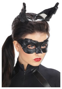 Ladies Deluxe Catwoman Mask