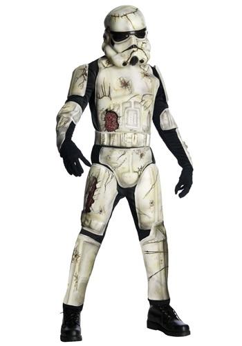 Men's Deluxe Death Trooper Costume