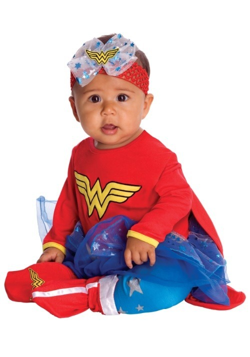Wonder Woman Infant Romper