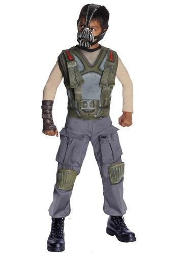 Kids Deluxe Bane Villain Costume