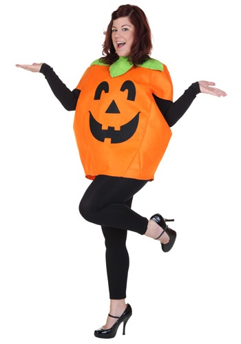 Pumpkin Costume Plus Size