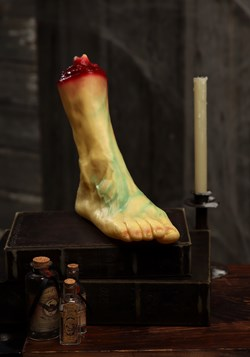Life Size Severed Foot Update