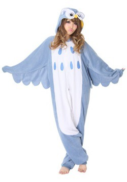 Wise Owl Pajama Costume