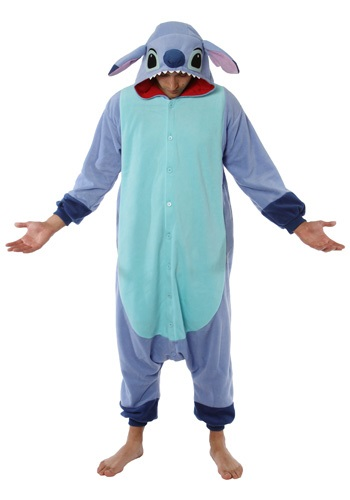 Stitch Pajama Costume