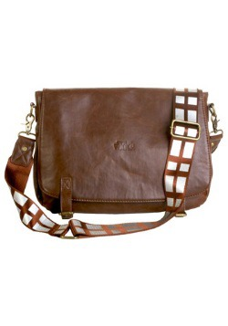 Deluxe Chewbacca Messenger Bag