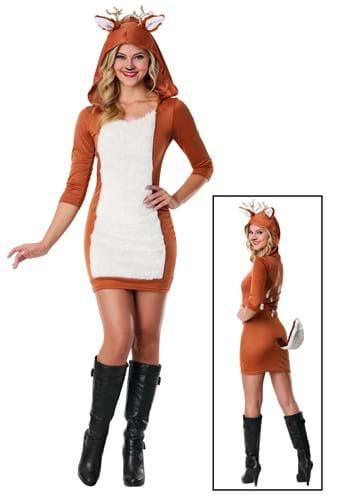 Women's Sexy Deer Costume