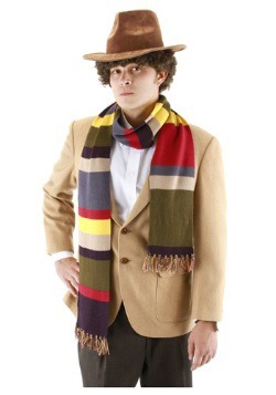 6.5' Fourth Doctor Who Scarf