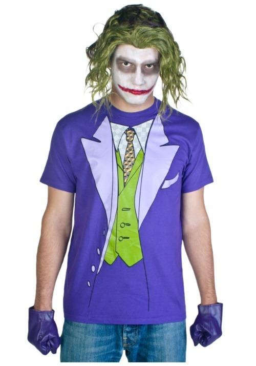 The Joker Men's Costume T-Shirt