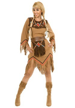 Sacajawea Maiden Costume For Women