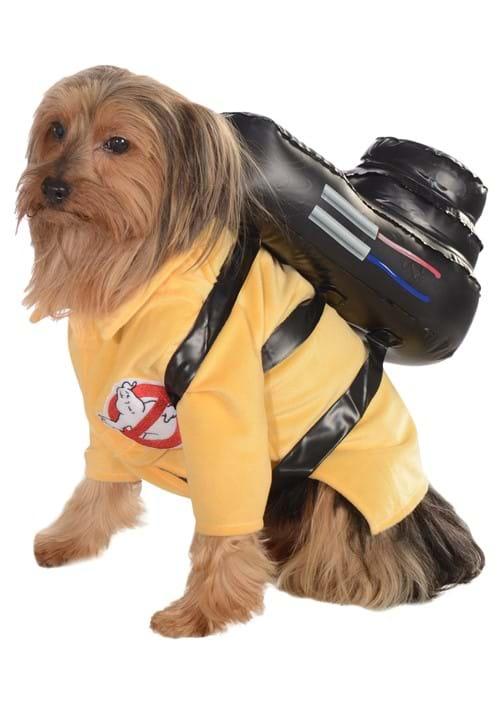 Ghostbusters Jumpsuit Pet Costume