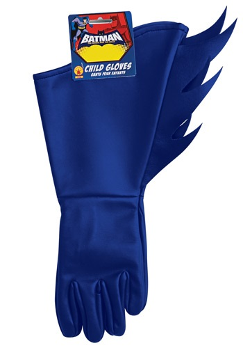 Child Batman Gloves