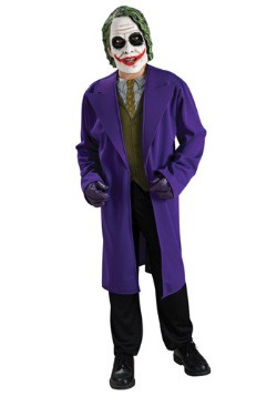 Tween Joker Costume