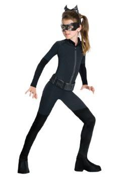 Tween Catwoman Costume