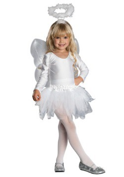 Angel Costume For Toddler / Child