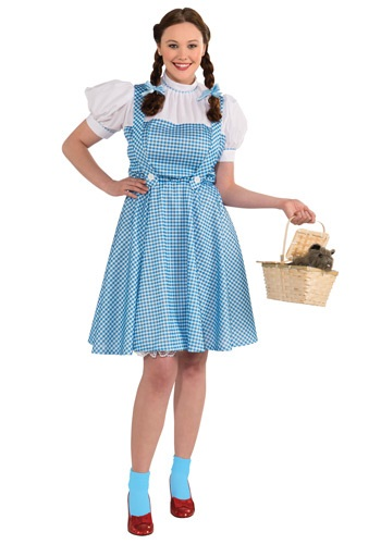 Plus Size Adult Dorothy Womens Costume