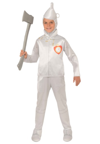 Child Tin Man Costume