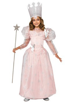 Child Glinda the Good Witch Costume