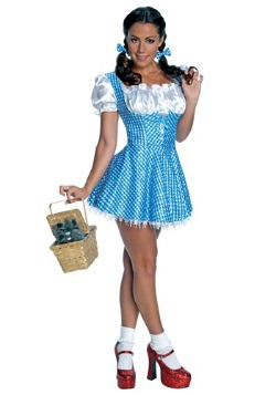 Sequin Dorothy Womens Costume