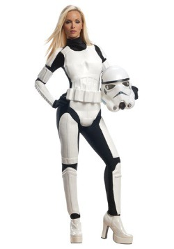 Female Stormtrooper Costume