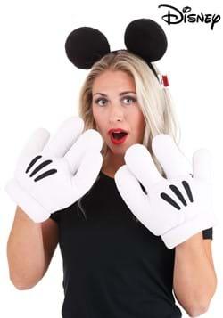 Mickey Ears & Glove Set Upd