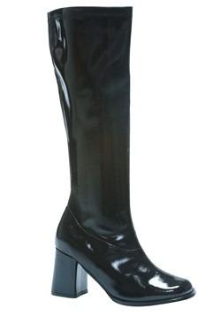 Adult Black Gogo Boots