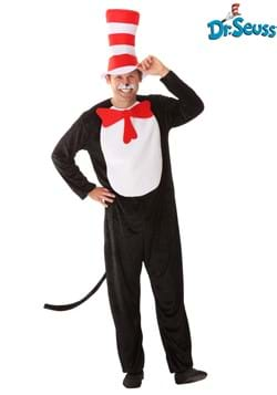 Adult Cat in the Hat Costume Update