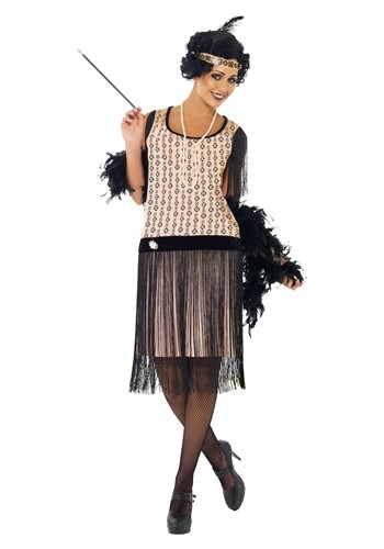 1920s Coco Flapper Costume For Women