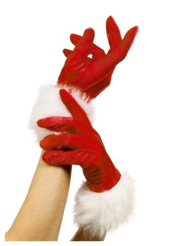Sexy Santa Gloves