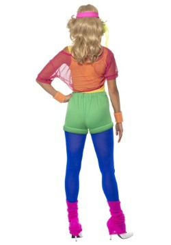 Womens 80s Let's Get Physical Costume-alt2