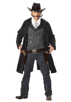 Wild Western Outlaw Costume