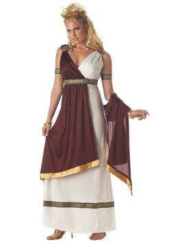 Roman Empress Women's Costume