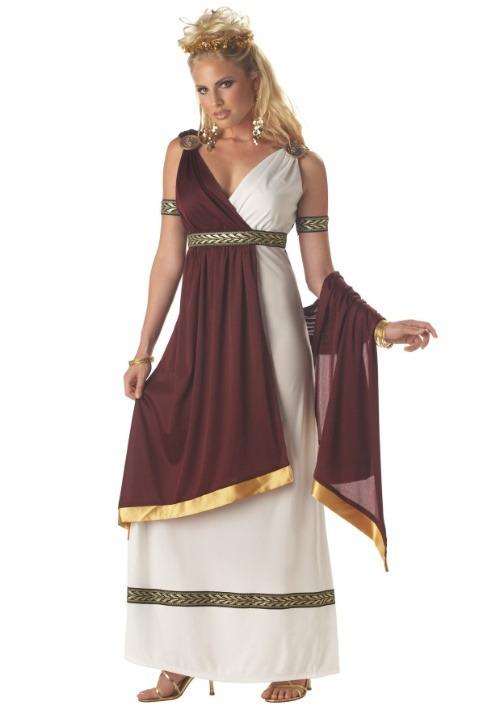 Roman Empress Women's Costume