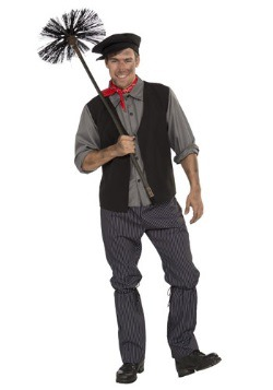 Men's Chimney Sweep Costume