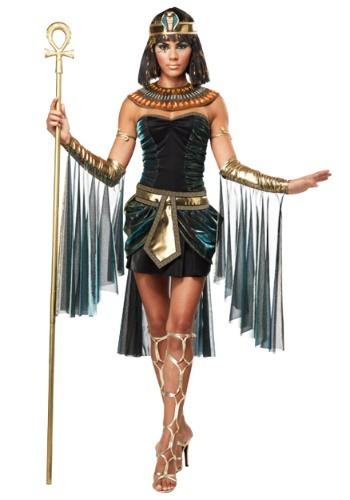 Women's Egyptian Goddess Costume