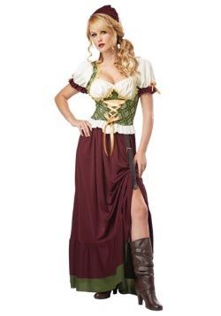 Women's Renaissance Wench Costume
