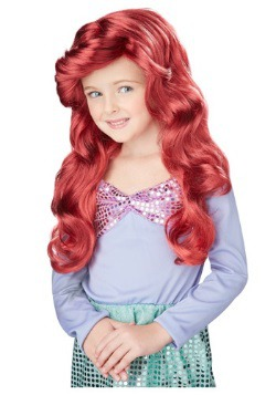 Lil Mermaid Wig