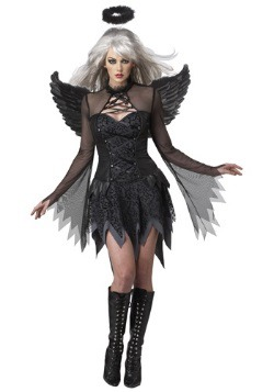 Women's Sexy Fallen Angel Costume